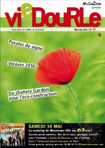 Viedourle magazine #51 mai/juin 2016