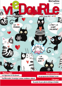 Viedourle magazine #55 janvier/février 2017