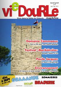 Viedourle #47 août/septembre 2015