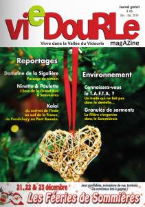 Viedourle #43 Novembre/décembre 2014