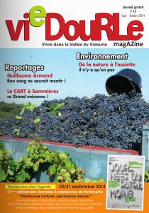 Viedourle #42 septembre/octobre 2014