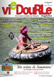 Viedourle #41 juillet/août 2014