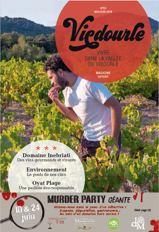 Viedourle magazine mai/juin 2018
