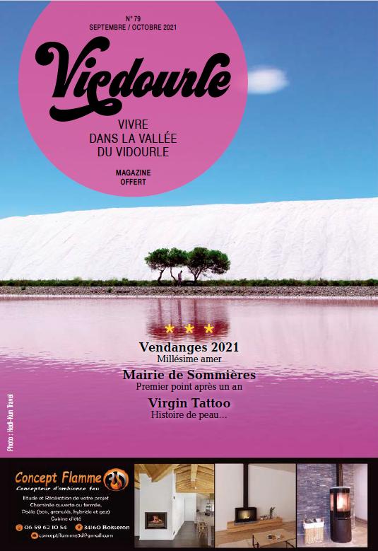 Viedourle mag' #79 sept/octobre 2021